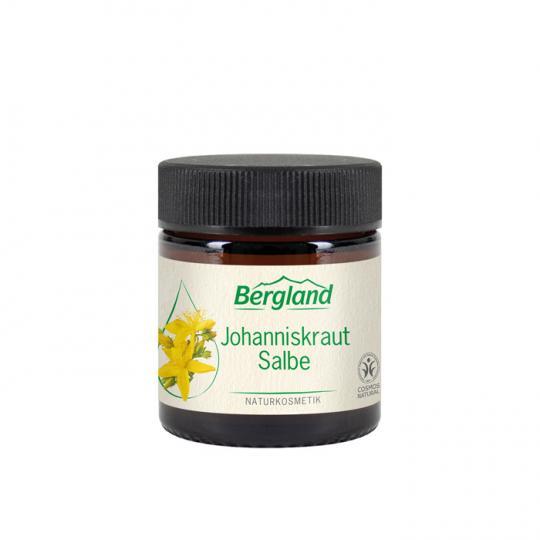 Johanniskraut Salbe