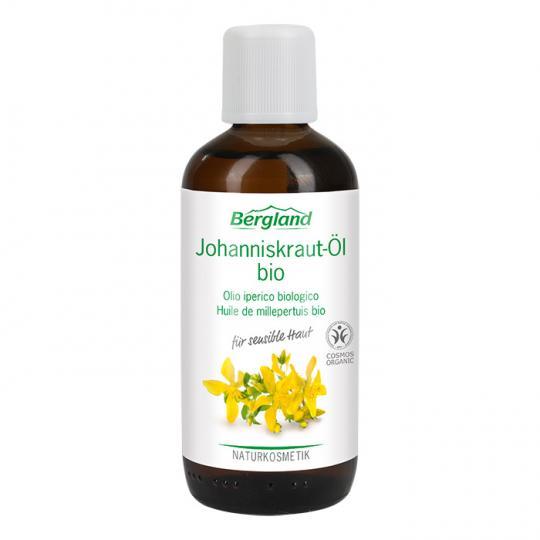 Bio Johanniskraut-Öl