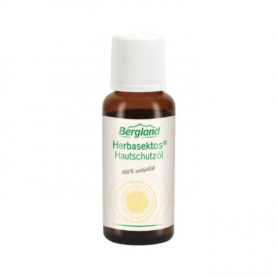 Herbasektos® Hautschutzöl