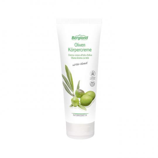 Oliven Körpercreme 100 ml