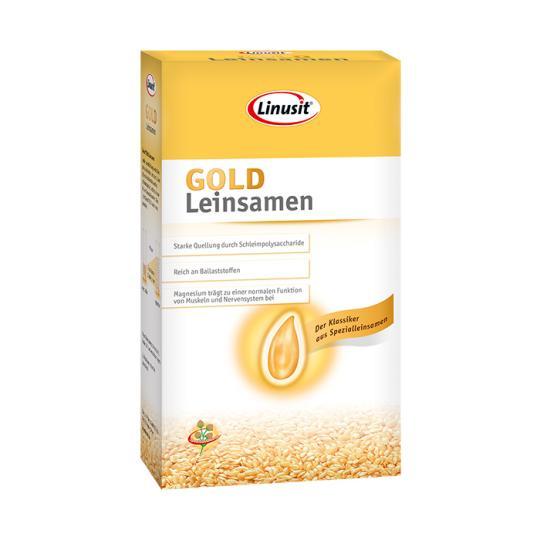 GOLD Leinsamen 250 g